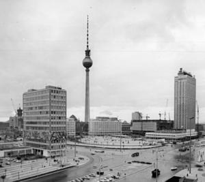 Berliner Fernsehturm Sowjetrepubliken